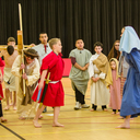 Live Stations of the Cross 2018 photo album thumbnail 24